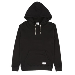 Wacko Maria Pullover Hooded Sweat Black