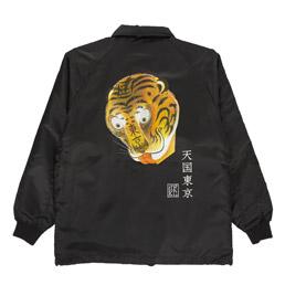 Wacko Maria Boa Coach Jacket Type 2 Black