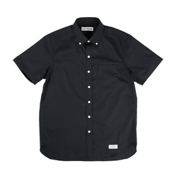 Wacko Maria Broad Cloth Shirt Black