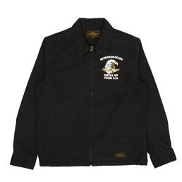 NBHD Kendall Work Jacket Black