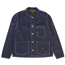 NBHD Hustlas Jacket Indigo