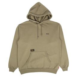 WTAPS Hellweek Hooded WTVUA Sweatshirt Olive Drab