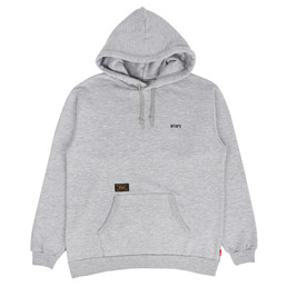 WTAPS Hellweek Hooded WTVUA Sweatshirt Grey