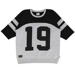WTAPS QB 3Quarter Sweatshirt Copo Black