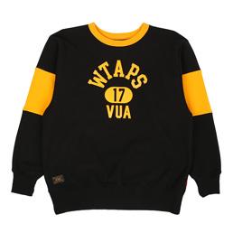 WTAPS QB MVP Sweatshirt Black
