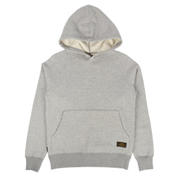 NBHD Cam LS Hooded Sweat Grey