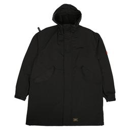 WTAPS Valet Coat Black