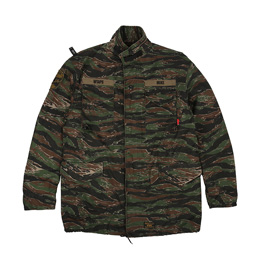 WTAPS M-65 Jacket Tiger Stripe