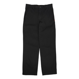 WTAPS Khaki Pants Black