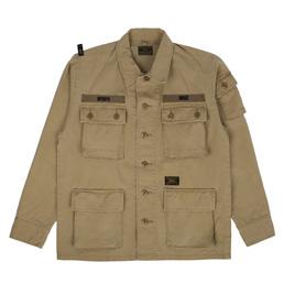 WTAPS Jungle L/S Shirt Beige