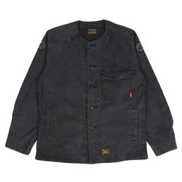 WTAPS Scout LS 02 Shirt Black