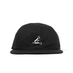 WTAPS T-6 Cap Black