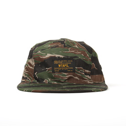 WTAPS Commander 01 Cap Tiger Stripe