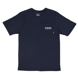 WTAPS W Mil T-Shirt Navy