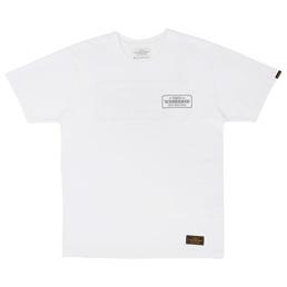 NBHD Bar & Shil SS T-Shirt White