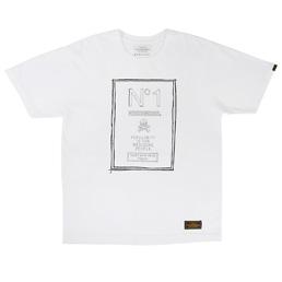 NBHD No.1 SS T-Shirt White