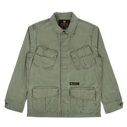 NBHD Fatigue Jacket Olive Drab
