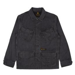NBHD Fatigue Jacket Black