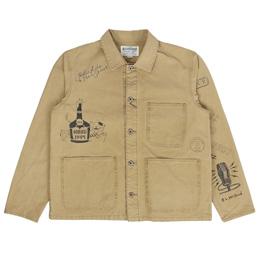 NBHD Memorial Jacket Beige