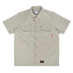 WTAPS Deck SS Shirt Grey