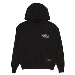 NBHD 80 Hooded L/S Sweat Black