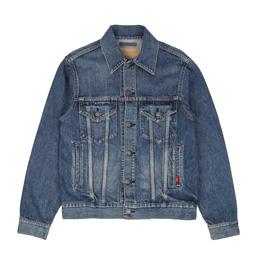 WTAPS Blues Jacket Indigo
