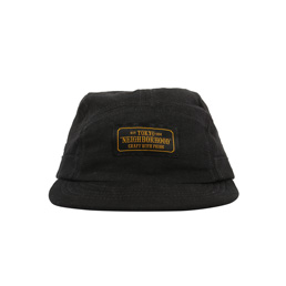 NBHD Jet Cap Black