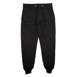 NBHD Rib Sweat Pants Black