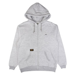 WTAPS Hellweek Zip Up Sweatshirt Grey