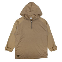 WTAPS TAC Sweatshirt Brown