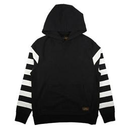 NBHD R.T LS Hooded Sweat Black