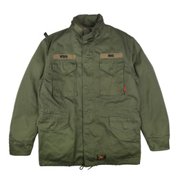 WTAPS M-65 Jacket Olive Drab