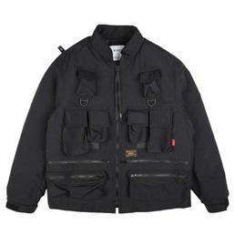 WTAPS Modular Taffeta Jacket Black