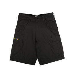 WTAPS Cargo 01 Ripstop Shorts Black