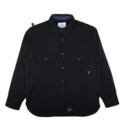 WTAPS CPO Shirt Navy
