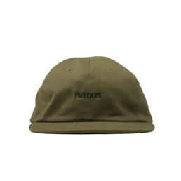 WTAPS T-6 Cap Olive Drab