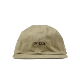WTAPS T-6 Cap Khaki