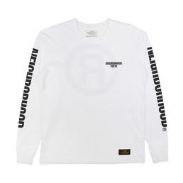 NBHD C.I LS T-Shirt White