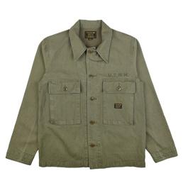 NBHD Utility LS Shirt Olive Drab