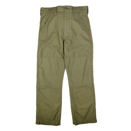WTAPS Buds Trousers Olive Drab