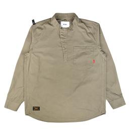 WTAPS Gurkha Shirt Olve Drab