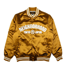 NBHD B.B Jacket Gold