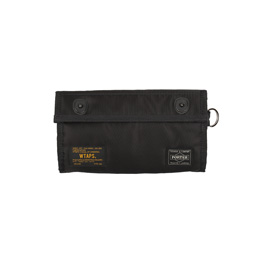 WTAPS Porter Wallet Black