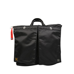 WTAPS 2Way Porter Helmet Bag Black