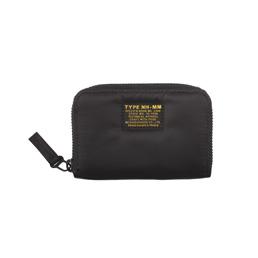 NBHD Mil Parse Wallet Black