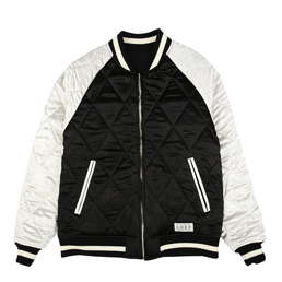 Wacko Maria Rev SKA Jacket B (Type-2) - Black