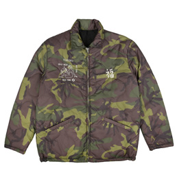 Wacko Maria Rev Vietnam Jacket A (Type-1)-Blk/Cam