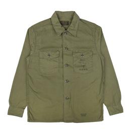 Wacko Maria Classic Army T-Shirt (type 6) - Khaki