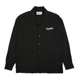 Wacko Maria 50's Shirt (Type 3) - Black