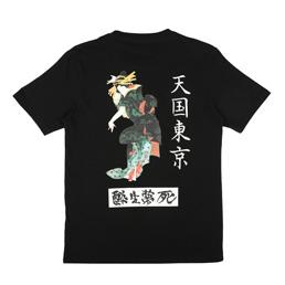 Wacko Maria Heavy Weight Crew T-Shirt - Black